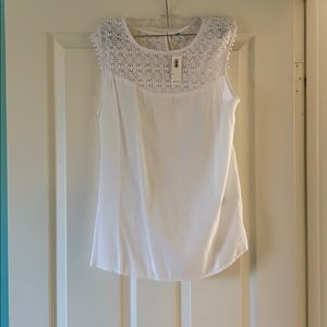 Old navy crochet top